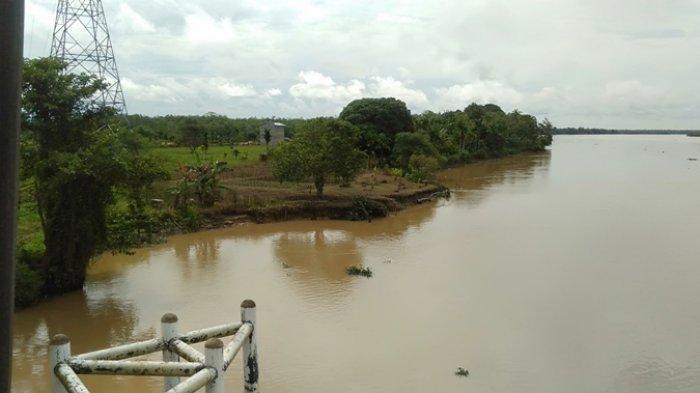 Usulan Pembangunan Turap di Desa Kelurahan Simpang Sulit Terkabul, Pihak Kecamatan Cari Solusi Lain