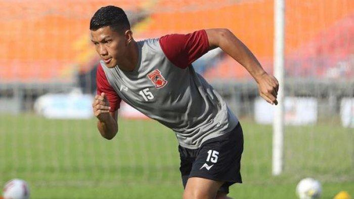 Absen di Semi Final Gubernur Cup 2020, Ternyata M Andika Kurniawan, Perkuat Borneo FC