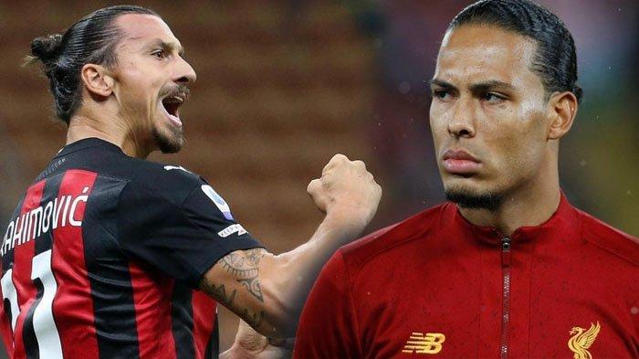 AC Milan bertemu Liverpool dalam fase grup Liga Champions 2021-2022