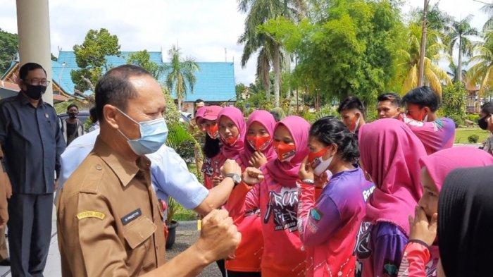 Pjs Bupati Bungo Mangkir dari Panggilan Bawaslu, Terkait Kegiatan di Rumah Dinas Pakai Masker Paslon