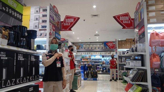 Saatnya Belanja, Ace JPM Trona Hadirkan Program Boom Sale