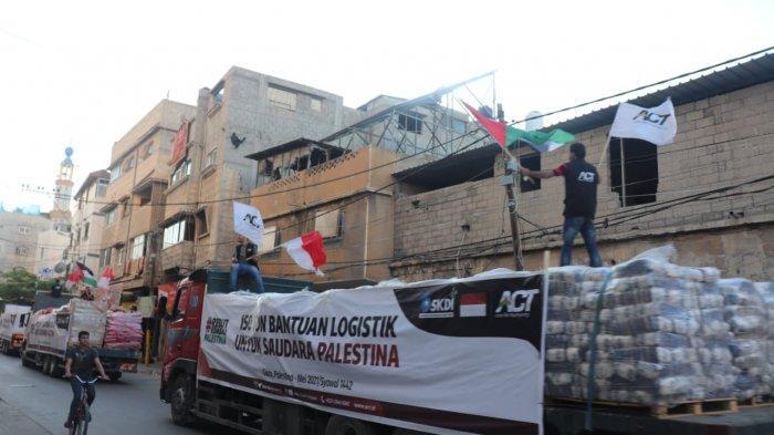 Bungo Peduli Palestina Berhasil Kumpulkan Rp 152 Juta