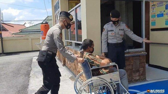 Ada Fasilitas Khusus Bagi Disabilitas di Polres Kerinci