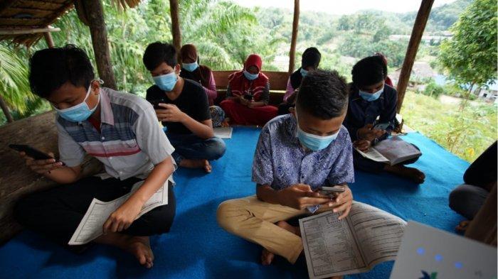 Daftar Daerah Zona Kuning yang Diijinkan Belajar Tatap Muka, Jambi ada 5 Kabupaten
