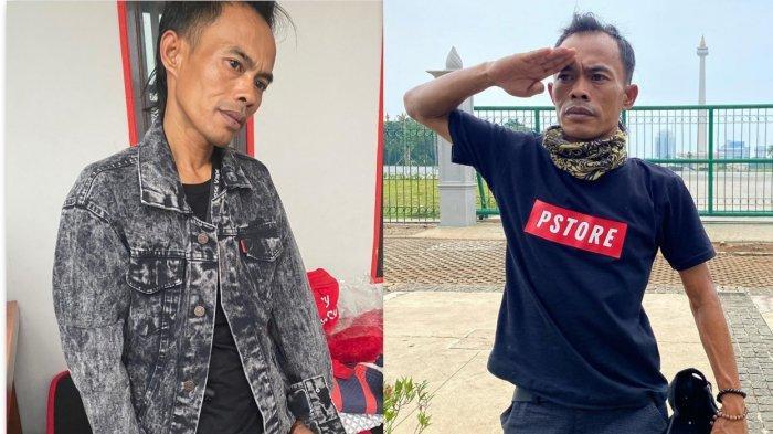 Ade Londok yang viral gegara promosi Odading Mang Oleh