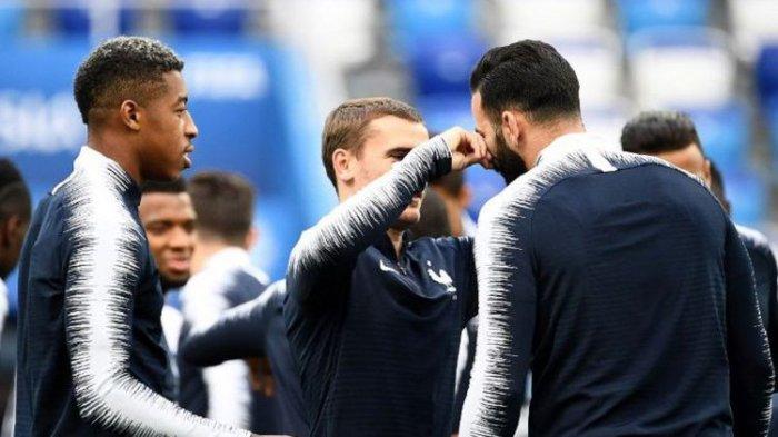 Hanya di Bangku Cadangan, Adil rami Jadi Bagian Penting Bagi Prancis di Piala Dunia 2018, Apa Ya?