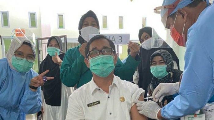 Vaksinasi Tahap Kedua, Siap-siap Seluruh ASN di Muarojambi