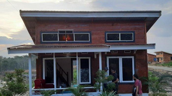 Tarian Unggun Tanah Emas Indonesia, Melihat Villa Hijau nan Elegan di Agronesia