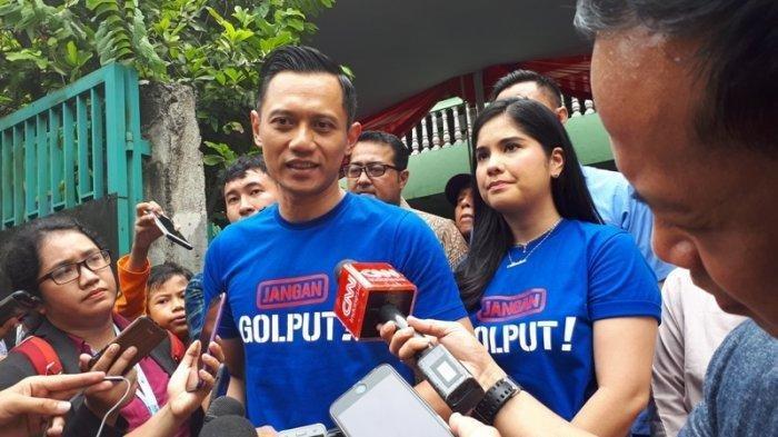 Setelah Petinggi PAN, Giliran AHY Temui Presiden Jokowi di Istana Negara, Benarkah Bahas Koalisi?