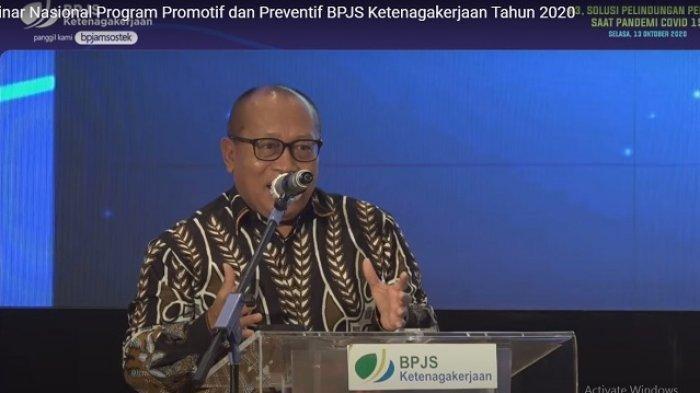 BPJamsostek: Penerapan K3 bisa Tingkatkan Kesehatan dan Perekonomian di Tengah Pandemi Corona