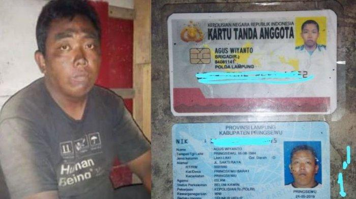 VIRAL Pria Berpakaian Kumal Terlantar 10 Hari di Pelabuhan Merak Ternyata Seorang Anggota Polri