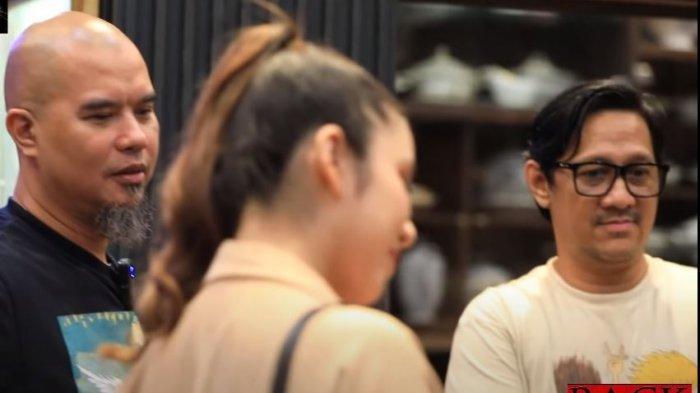Kondisi Kamar Bekas Maia Estianty Diperlihatkan Ahmad Dhani Saat Didatangi Andre Taulany: Iya Dulu