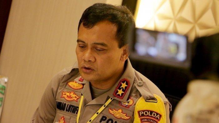 Kapolda Jawa Tengah, Irjen. Pol. Drs. Ahmad Luthfi