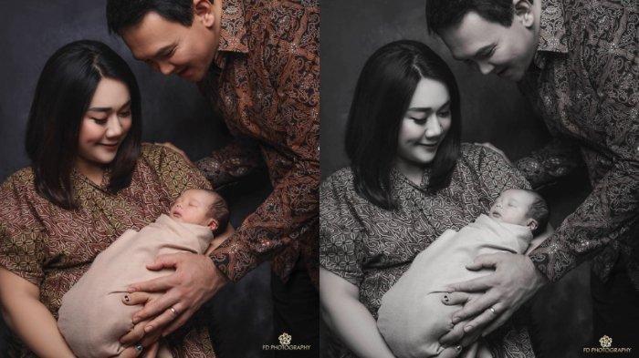 Anak Ahok dari Veronica tan Tak Posting Apapun di IG setelah Puput Lahirkan Bayi, Begini Kondisinya