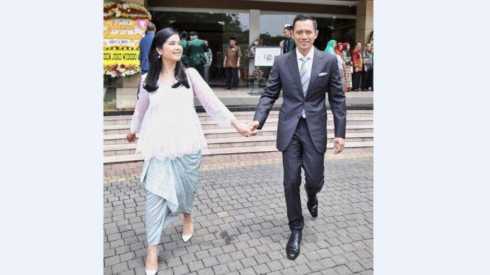 AHY, Agus Harimurti Yudhoyono dan Annisa Pohan