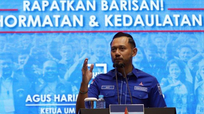 Drama Partai Demokrat Belum Berakhir, Langkah Politik AHY Tangkal Moeldoko Kini Jadi Sorotan