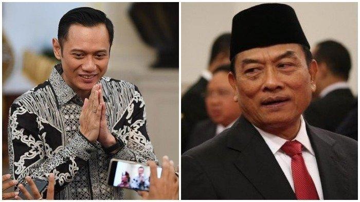 Andi Mallarangeng Tertawa Ngakak Saat Jenderal Moeldoko Mengaku Lupa Pernah Minta Jabatan ke SBY