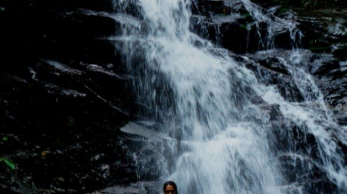 Air Terjun Segunggung di Desa Kasiro Sarolangun