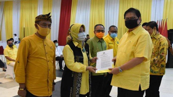 Golkar Targetkan 60 Persen Kemenangan di Pilkada, Airlangga: Kader Harus Aktif Menangkan Cakada