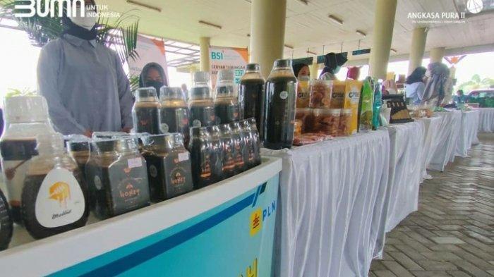 Ada Bazaar di Airport Ramadhan Fest Bandara Sultan Thaha Jambi, Lihat Pameran Sambil Ngabuburit