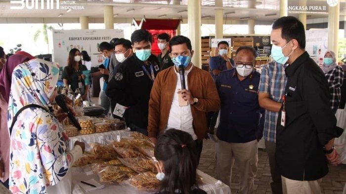Gairahkan UMKM Jambi, Angkasa Pura II Gelar Airport Ramadhan Fest