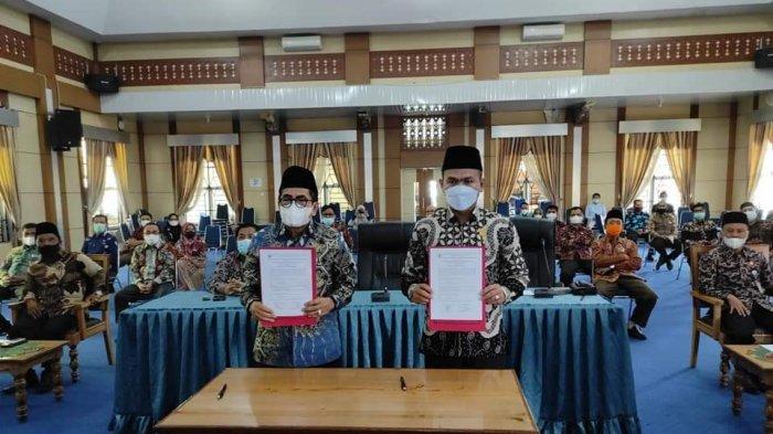 Raih WTP ke-8, AJB Buktikan Keberhasilan Pengelolaan Keuangan Daerah