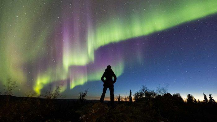 Akan Ada Aurora yang Menakjubkan di Langit Usai Munculnya Badai Matahari Hari Jumat, 15 Maret 2019