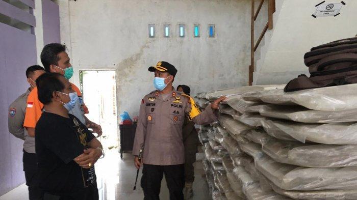 Pengamanan Logistik Pilkada Tanjab Barat, AKBP Guntur Pastikan Sudah Siapkan Personil Untuk Menjaga