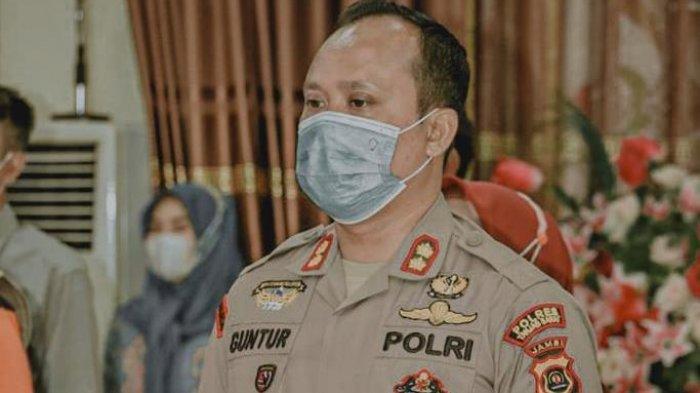 BREAKING NEWS Kapolres Tanjung Jabung Barat AKBP Guntur Saputro Dimutasi ke Kabupaten Bungo