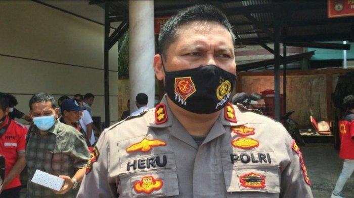 Gencar Imbau Cegah Karhutla, Kapolres Batanghari: Perusahaan dan Masyarakat Mohon Kerjasamanya