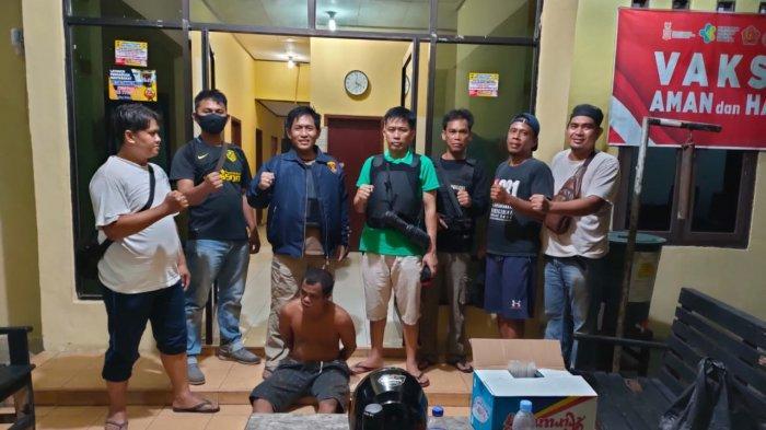 Curi Motor di Kebun Warga di Bungo, Jufri diciduk Polisi