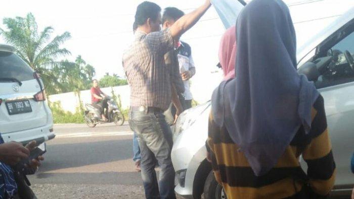 Aksi Koboi Debt Collector di Jambi, Alam & Keluarganya Diturunkan di Pinggir Jalan, Ini Kronologinya