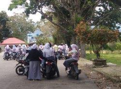 Aksi Coret Baju dan Konvoi Disesalkan Pengguna Jalan