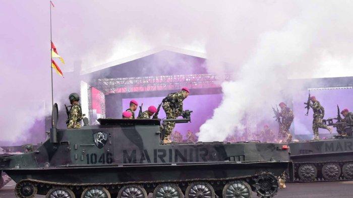 Singapura Sempat Geger, Marinir TNI AL yang Siap Serbu Negara Itu Karena Hukuman Mati 2 Rekannya
