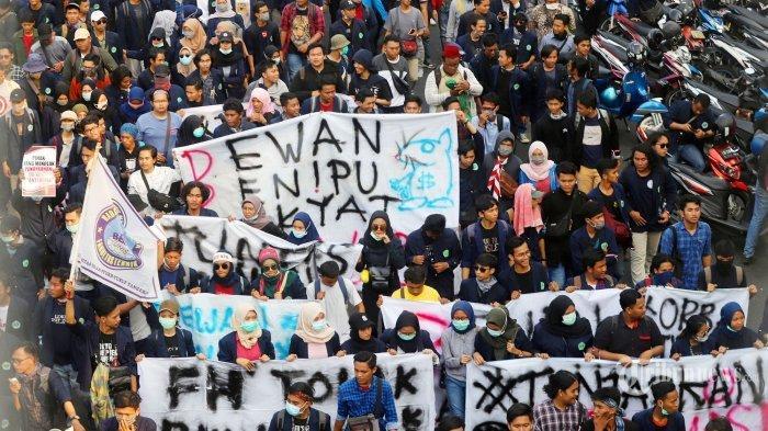 Mahasiswa UIN Dikabarkan Hilang Unjuk Rasa di Gedung DPR/MPR, Bahkan Kabarnya Pun Tak Ada!