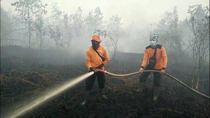 Enam Kecamatan di Tebo Rawan Karhutla, Pemilik Perusahaan Diminta Ikut Antisipasi Dini