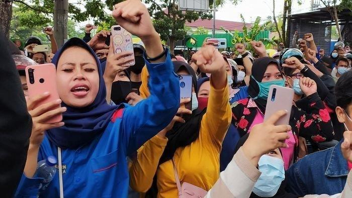 2 November Mendatang KSPI Ancam Demo Besar-besaran Termasuk di Jambi, Menolak UU Cipta Kerja
