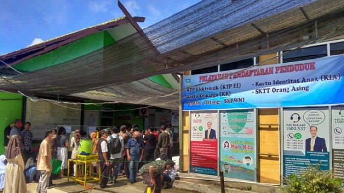 Bakal Ada Perlambatan Pelayanan Selama 2 Hari di Dukcapil Kota Jambi, Masyarakat Diminta Bersabar