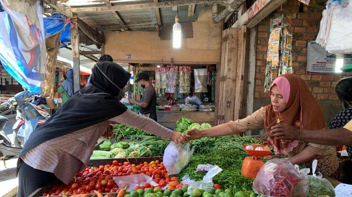 Sepekan Ramadan Harga Cabai dan Ayam di Tanjabbar Mulai Turun, Harga Bawang Malah Naik