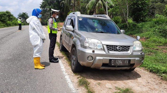 Pos Penyekatan Mudik Lebaran Bakal Dibangun di Tiga Titik di Kabupaten Sarolangun