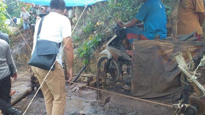 Sumur Minyak Ilegal di Desa Pompa Air & Desa Bungku, Bajubang Ribuan, Pemkab Pernah Lakukan Ini