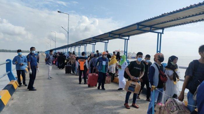 Dua Kapal Rute Batam Mulai Beraktivitas Layani Penumpang di Pelabuhan RoRo Kuala Tungkal