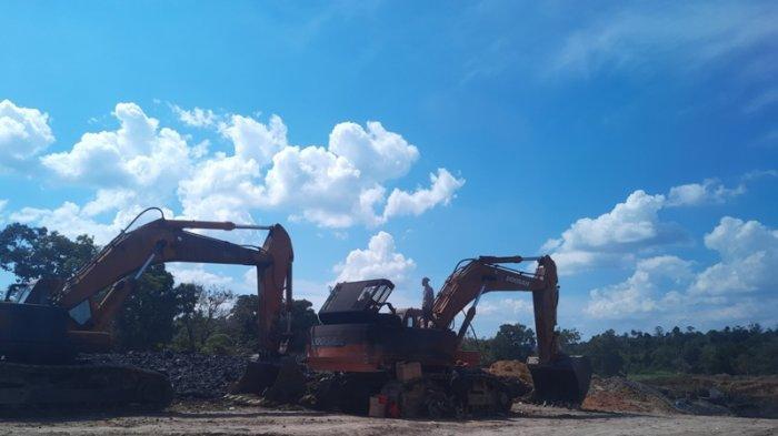 Aktivitas Tambang Batu Bara PT BPP Diduga Buang Limbah ke Sungai Batang Bungo, Ini Kata DLH