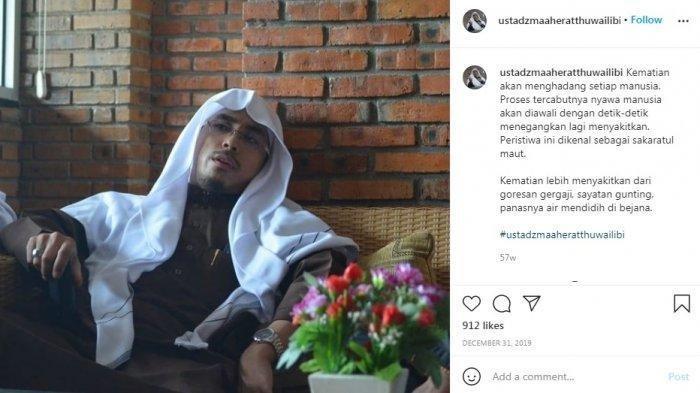 Pengacara Ungkap Penyebab Meninggalnya Ustaz Maaher, Sebut Radang Usus Akut 'Penanganan Medis Buruk'