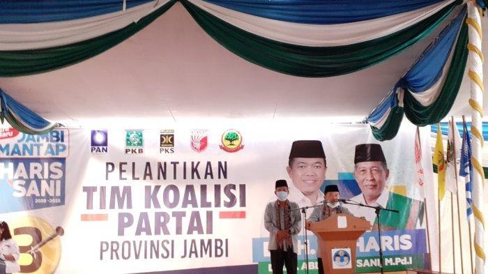 Dukung Haris-Sani di Pilgub Jambi, H. Bakri: Jika Semua Bergerak, Selesai Sudah