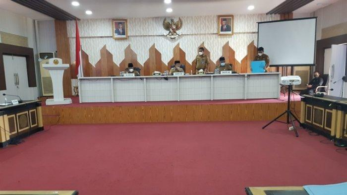 Evaluasi Gubernur Jambi Serapan Anggaran Pemprov Jambi Masih Rendah, Ada Plt Diganti