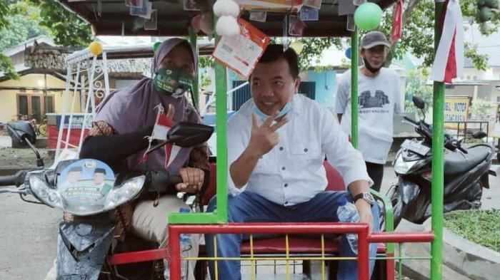Bawa Misi Kembangkan Wisata Jambi, Al Haris Datang ke Candi Muaro Jambi Lihat Dampak Pandemi