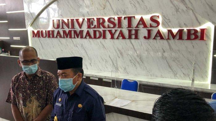 Al Haris Janjikan Beasiswa S3 ke Luar Negeri Bagi Dosen untuk Tingkatkan SDM di Jambi