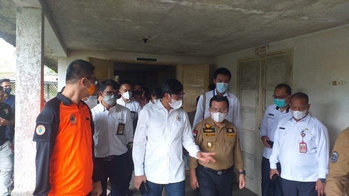 Dampingi Gubernur Jambi Al Haris, Bupati Batanghari Fadhil Arief Sebut RS Pertamina Opsi Terbaik