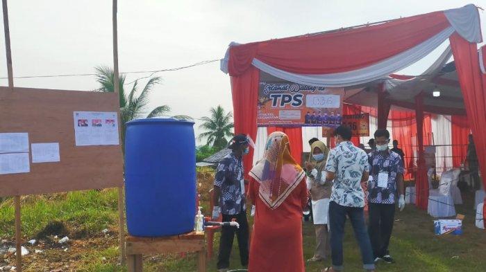 Calon Gubernur Jambi Al Haris Nyoblos di TPS 036, Rencana Akan Ada Arak-arakan